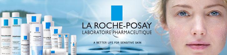 La Roche Posay: cosmetici e trattamenti antietà