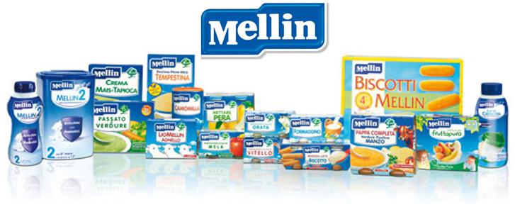 Mellin: prodotti per la crescita del bambino
